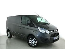 2015 FORD TRANSIT CUSTOM 2.2 TDCi 125ps Low Roof 270 L1 FWD Limited SWB