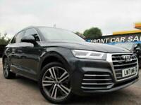 Audi Q5 2.0 TDI S line S Tronic quattro