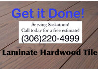 Need a floor installed ASAP?
