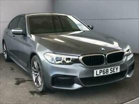 image for 2018 BMW 5 Series 520D M SPORT Automatic Saloon Diesel Automatic