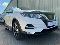 2017 Nissan Qashqai 1.2 DIG-T N-Connecta (s/s) 5dr SUV Petrol Manual