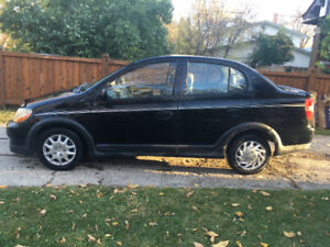 2000 Toyota Echo 4 door JUST SAFETIED AUTOMATIC cold AC