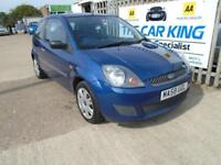 2008 Ford Fiesta 1.25 Style 3dr