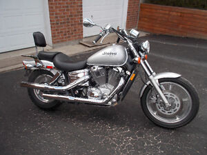 2007 Honda 1100 Shadow Spirit