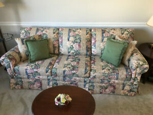 Like New Sofa Set - 3 Piece