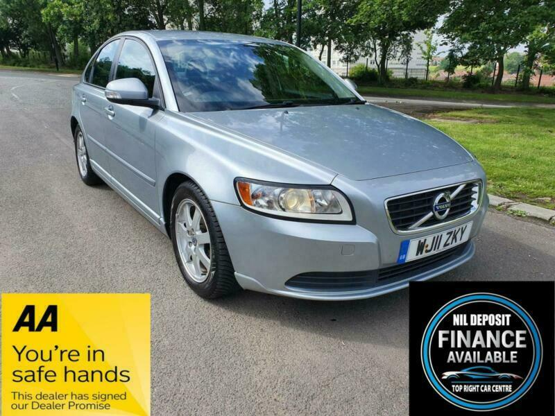2011 Volvo S40 DRIVe [115] SE Edition 4dr Saloon Diesel Manual | in  Sunderland, Tyne and Wear | Gumtree