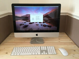 21.5-inch iMac w/ Upgrades+ Accessories NEW PRICE
