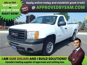 SIERRA 1500 - APPLY WHEN READY TO BUY @ APPROVEDBYSAM.COM