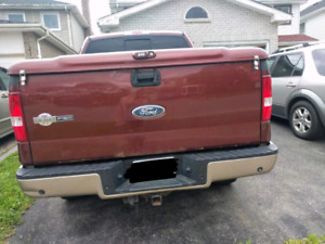 King Ranch Ford f150 2006