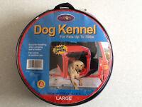 SportPet Pop-Up Dog Kennel