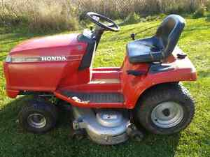 Lawn tractors for sale or trade.