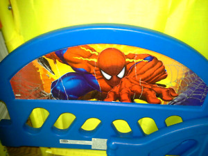 Spiderman Toddler Bed Frame (Benefits SPCA)
