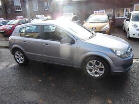 VAUXHALL ASTRA 1.6 SXI 2006 Petrol Manual in Silver