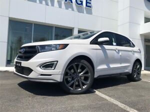 2018 Ford Edge Sport2.7L ECOBOOST ! HEATED / COOLED SEATS ! 4WD