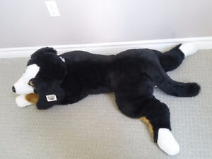 Brand new with tags large plush dog stuffed toy London Ontario image 9