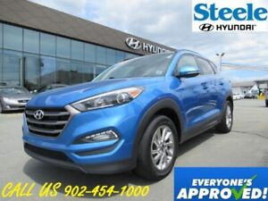 2016 Hyundai Tucson Luxury leather sunroof navi loaded