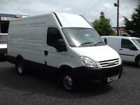 Iveco Daily 45c15 mwb 3.0 twin axel 3.5 tone 2010 10 reg only 76000 miles only