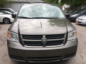 2010 DODGE GRAND CARAVAN/STOW N GO/ CERTIFIED/2YR WARRANTY INCL
