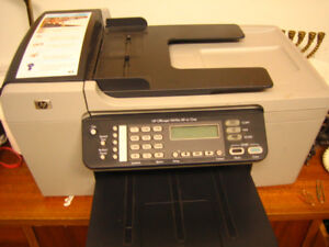 HP  Printer: All in One