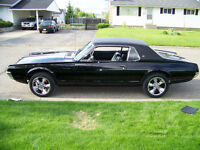 1967 Mercury Cougar XR7 completely restored
