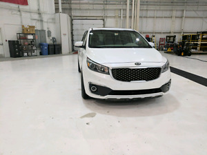 2017 Kia sedona SXL for sale