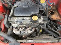 Vauxhall Corsa b 1.2 8v engine stock car rally ect ...