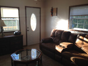 One Bedroom house and garage for rent in Midale