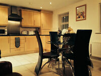Short Term Apartment in Worsley suitable for Families or Contractors (Near Trafford Centre)