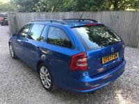 2007 Skoda Octavia 2.0 TDI PD VRS 170 Bhp Estate + 2 Owners + Leather + Long Mot