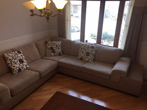 Coach for living room