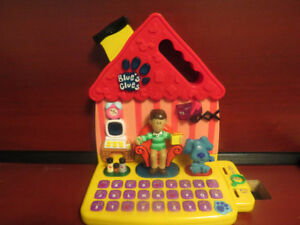 Blue's Clues Learning Computer Laptop Educational ABC