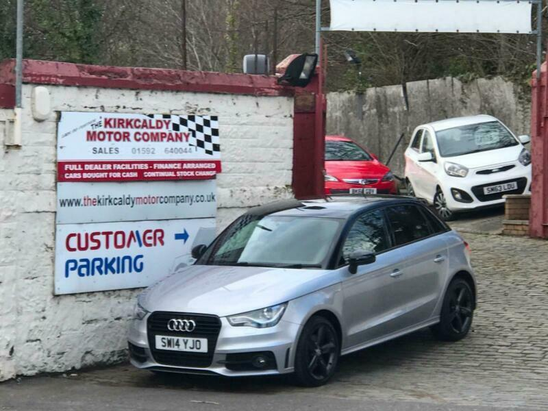 2014 AUDI A1 1 6 TDI S Line Style Edition 5dr | in Kirkcaldy, Fife | Gumtree