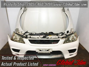 JDM Lexus IS300 TRD L-Tuned Front End Conversion W/HID Headlight
