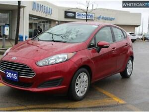 2015 Ford Fiesta SE-ONE Owner-Factory Warranty