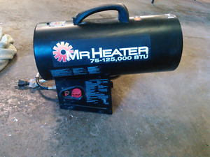 Mr.Heater propane heater