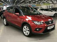 2019 SEAT Arona 1.6 TDI 115 SE Technology Lux 5dr HATCHBACK Diesel Manual