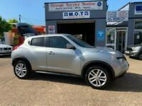 2012 Nissan Juke 1.6 Acenta 5dr [Premium Pack] SAT-NAV / AIR-CON HATCHBACK Petro