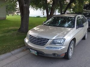 2005 Chrysler Pacifica with Safety