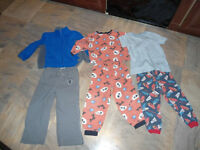 Boys size 4 and 5