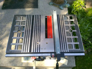 """Delta 10"""" table saw"""
