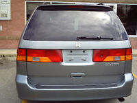 2002 Honda Odyssey EX Minivan, Van,fully loaded,Safety&E-tested