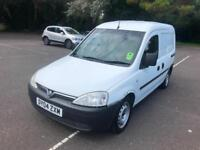 2004 Vauxhall Combo 1.7DTi COMPLETE WITH M.O.T AND WARRANTY