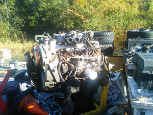 3.9 Ford Engine
