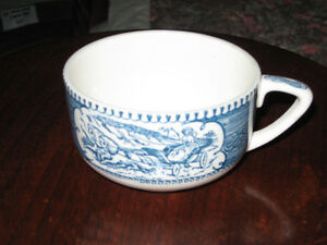 LOOKING FOR THIS PATTERN in an OLD TEA CUP ???
