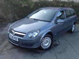 Vauxhall/Opel Astra 1.7CDTi 16v ( 100ps ) ( a/c ) 2006MY Life