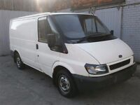 Ford transit for breaking parts