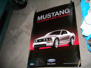 Poster / affiche Mustang GT 2005 West Island Greater Montréal image 1