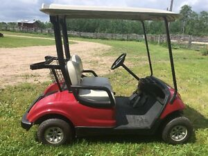 2009 Yamaha Gas Golf Cart