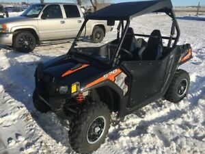 2016 Polaris RZR 570 EPS Trail Black Pearl