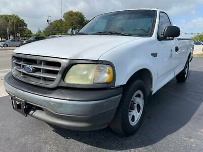 2002 Ford F-150 XL 2dr Standard Cab 2WD Styleside LB 2002 Ford F-150 XL 2dr Standard Cab Florida Owned One-Owner Drives Awesome L@@K